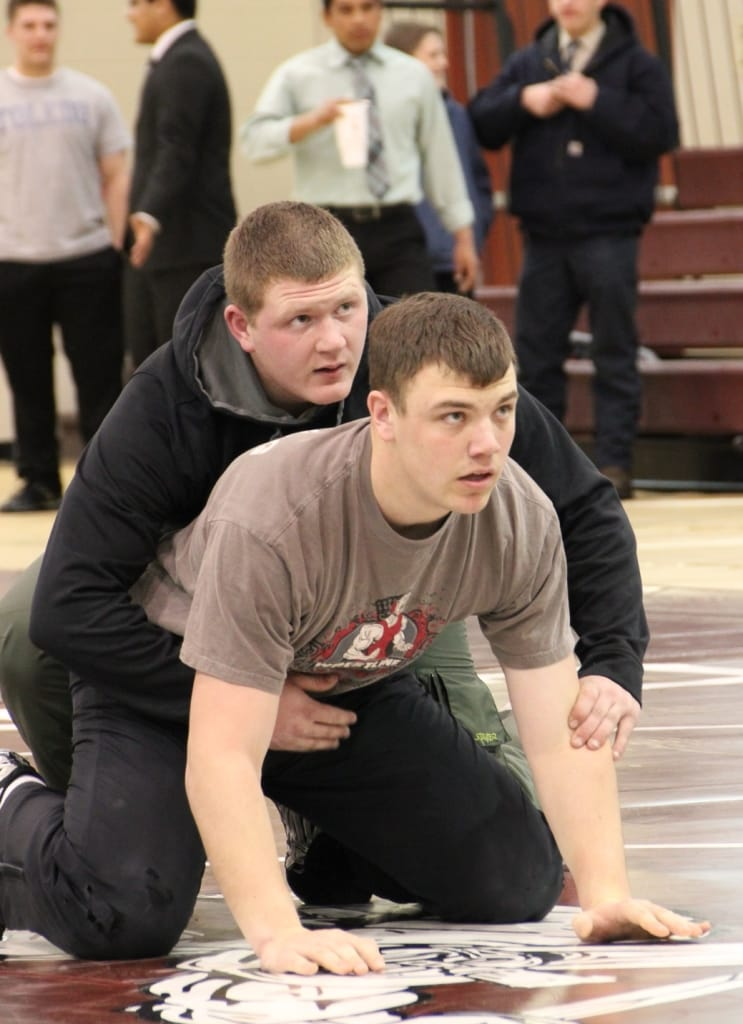 Fairhaven Baptist College Intramural Wrestling (16 of 16)