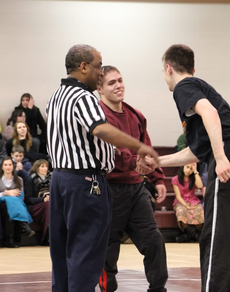 Fairhaven Baptist College Intramural Wrestling (8 of 16)