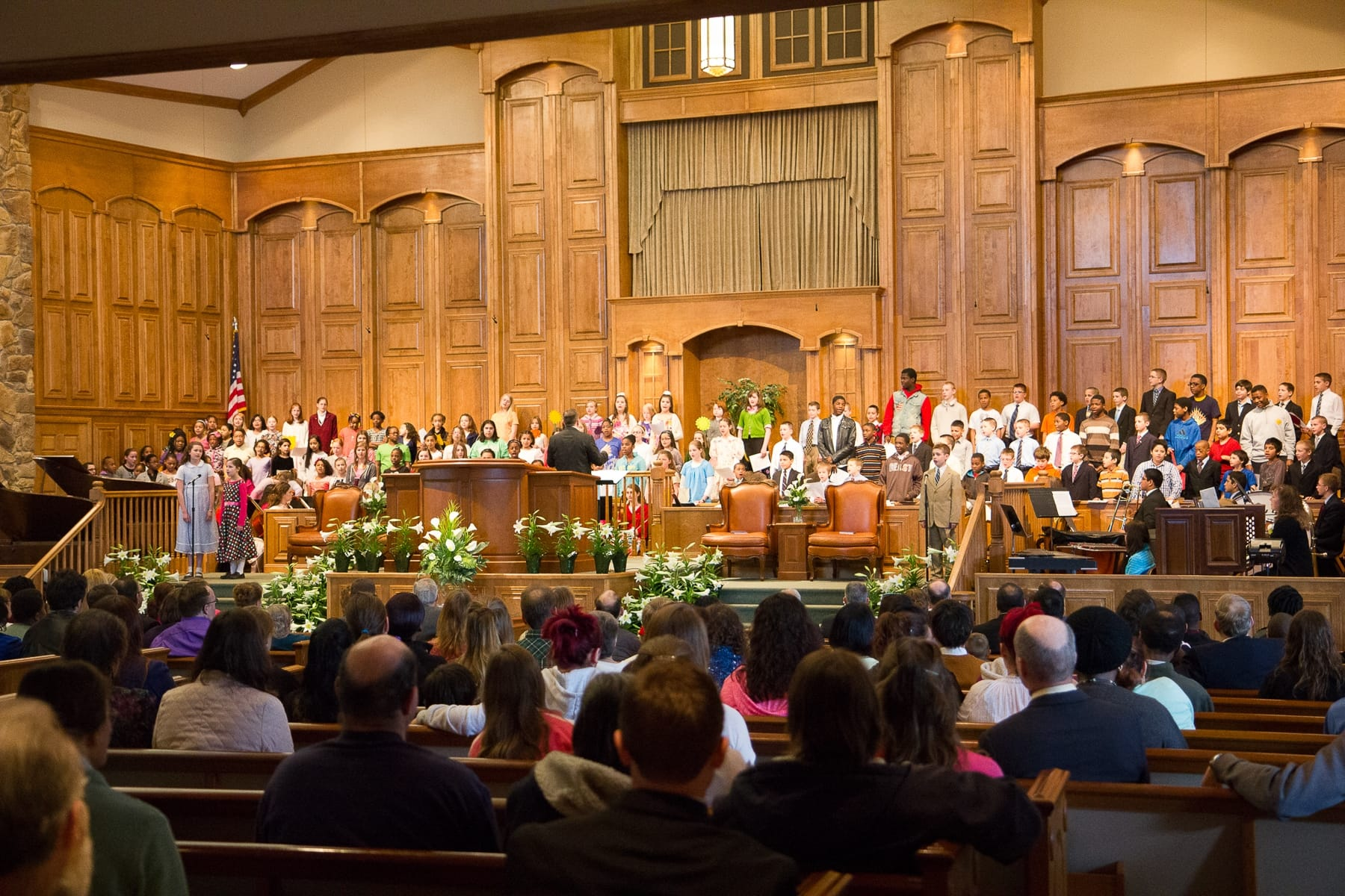 Fairhaven Baptist Church Easter Resurrection Sunday (3 of 12)