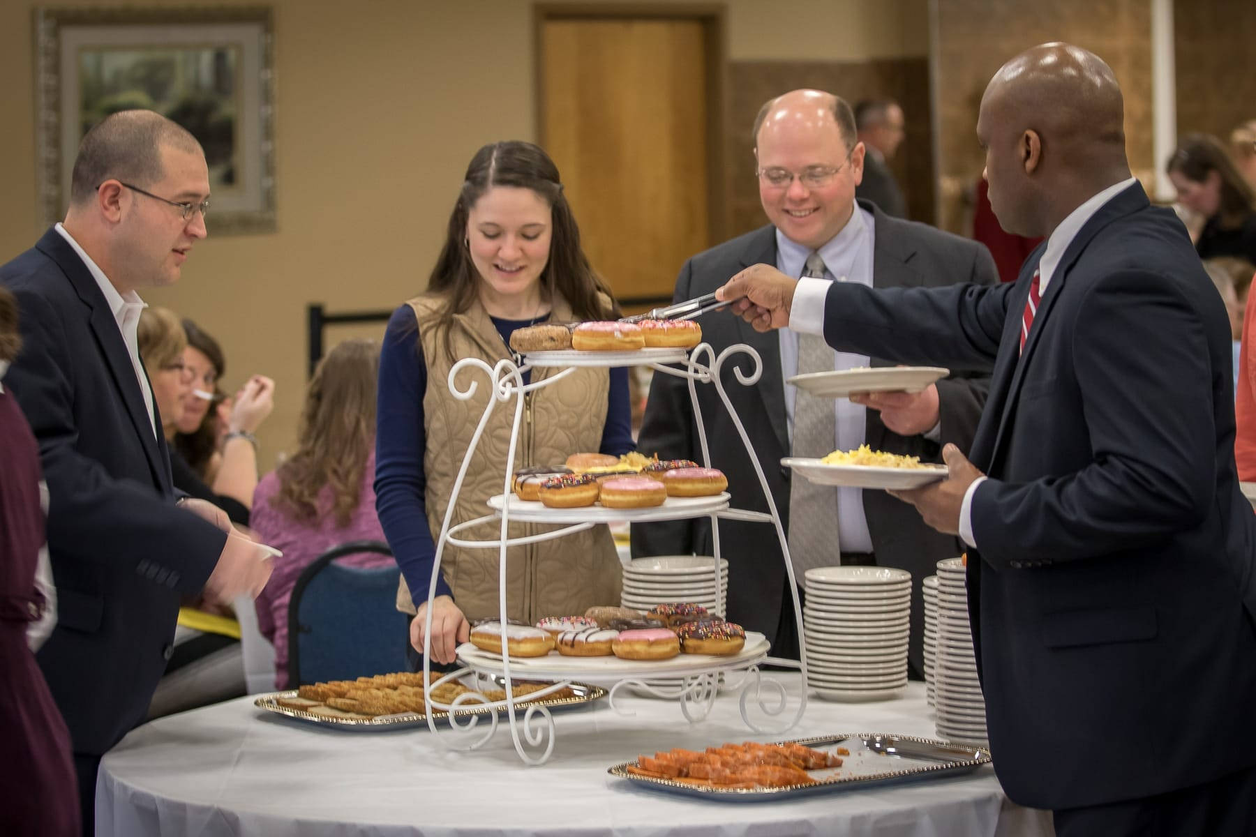 Fairhaven Baptist Church Preaching Conferece Alumni Breakfast Wednesday (8 of 26)