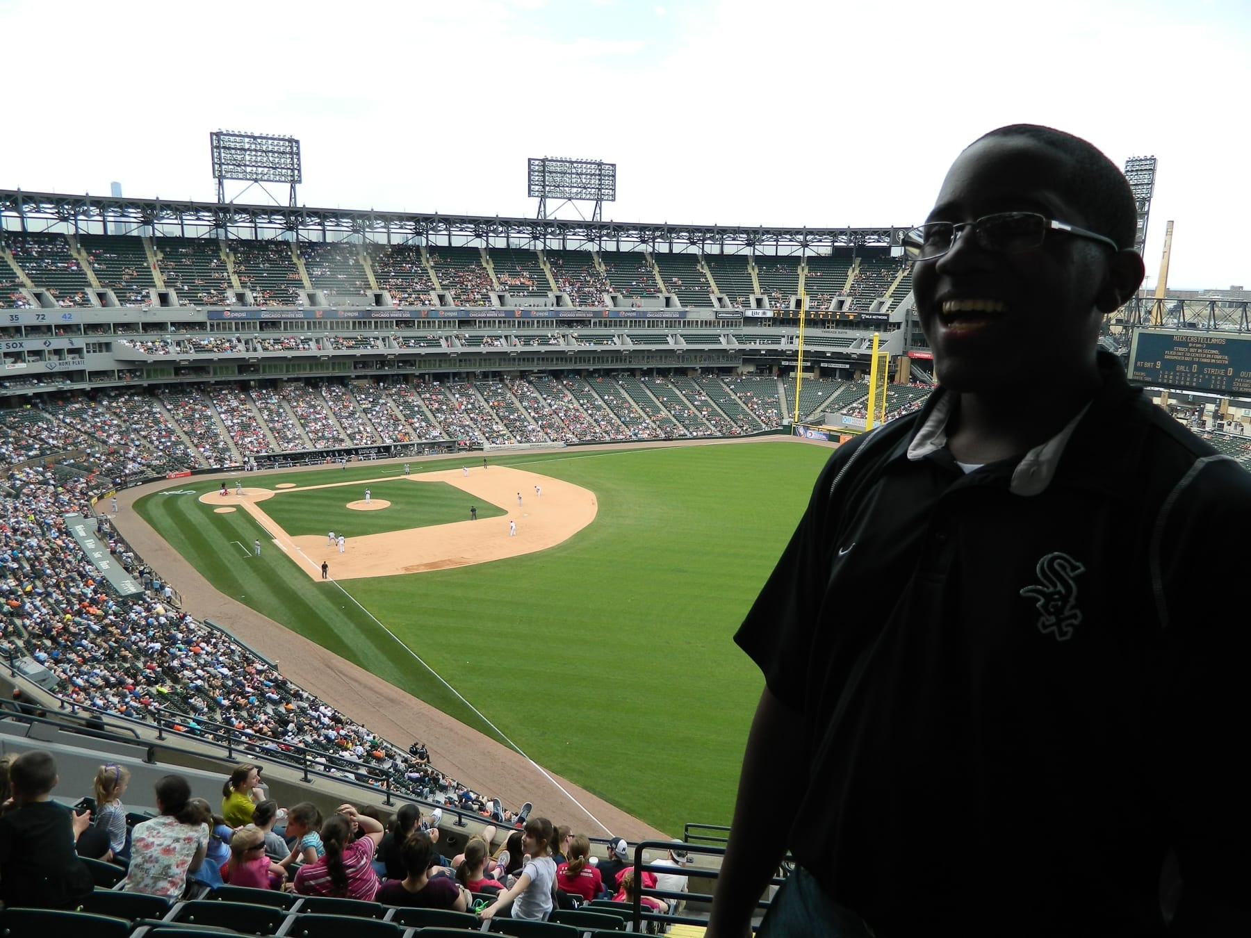 Fairhaven Baptist Academy White Sox Game 2015 (3 of 8)