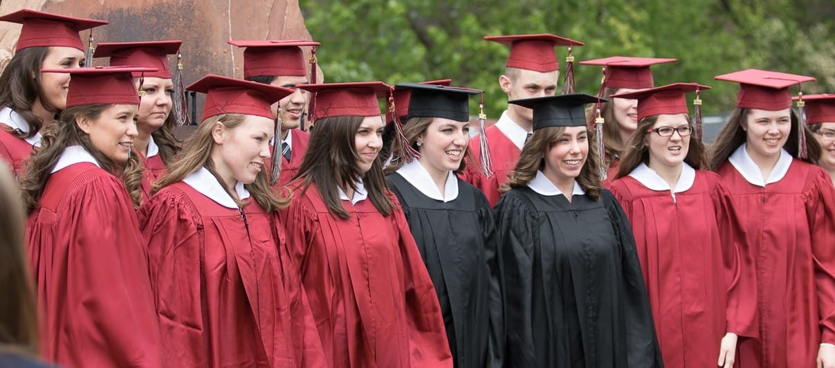 Fairhaven Baptist College and Academy Graduation (16 of 41)