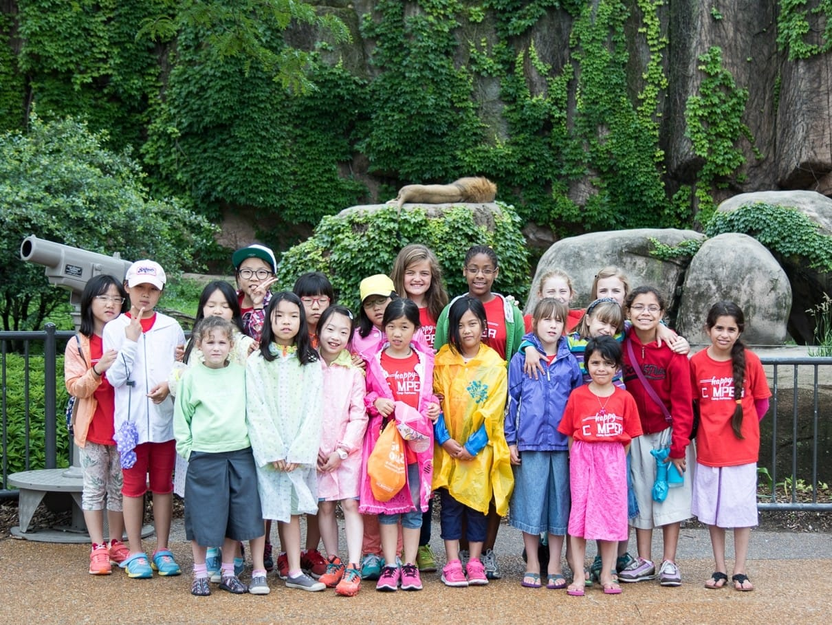 Camp Fairhaven 2015 Zoo Day-15