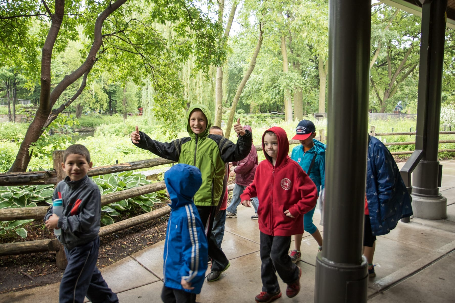 Camp Fairhaven 2015 Zoo Day-7