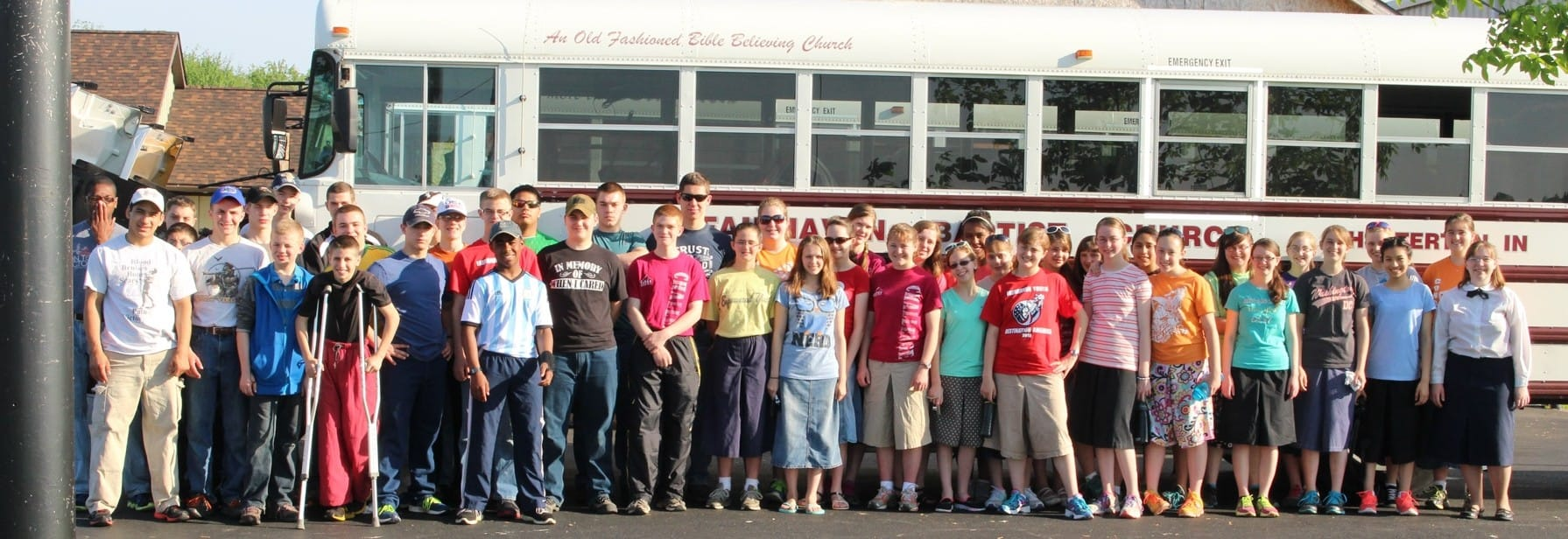 Fairhaven Baptist Church Youth Destination America 2015-5