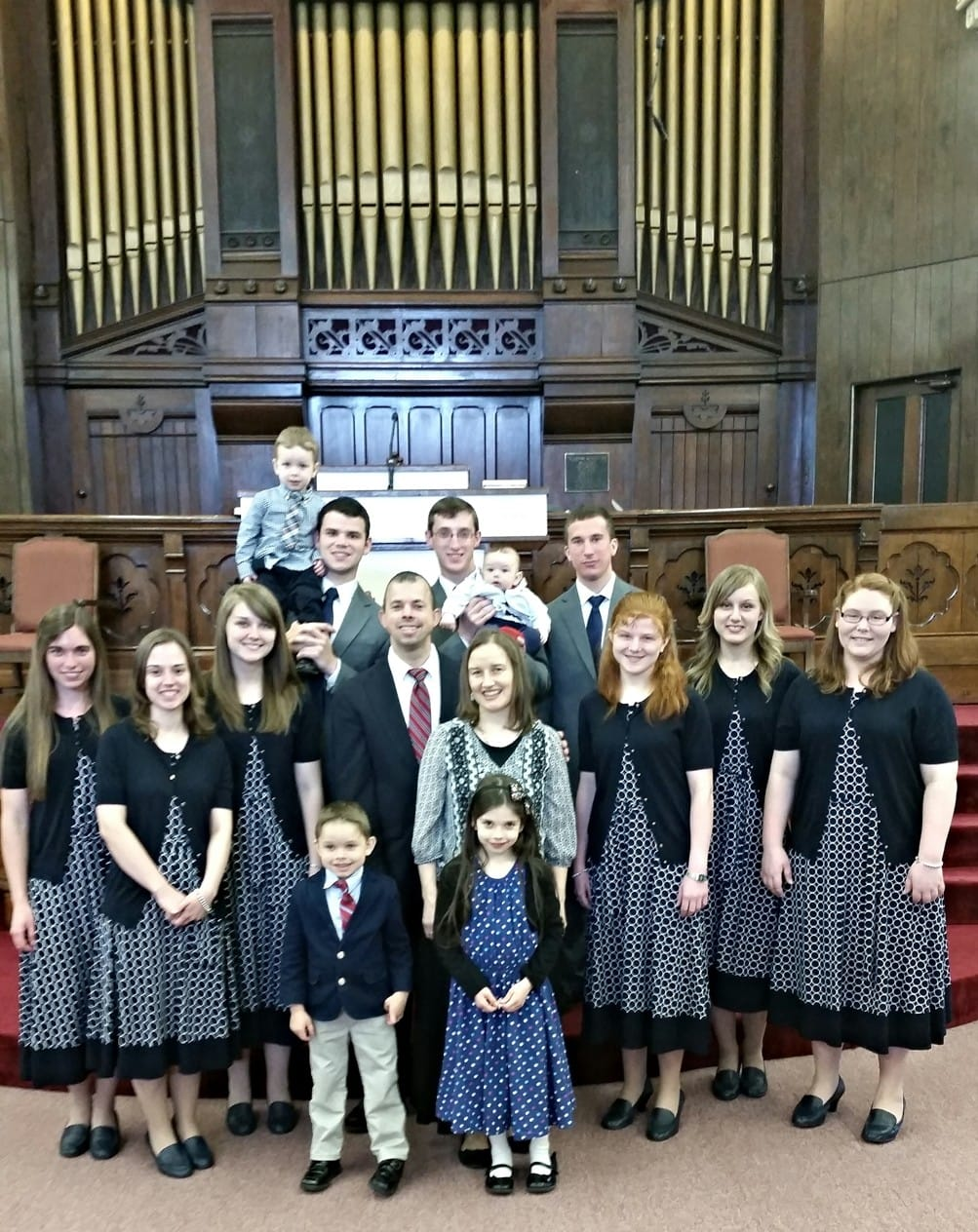 Fairhaven Baptist College Ensemble 2014-2015-6
