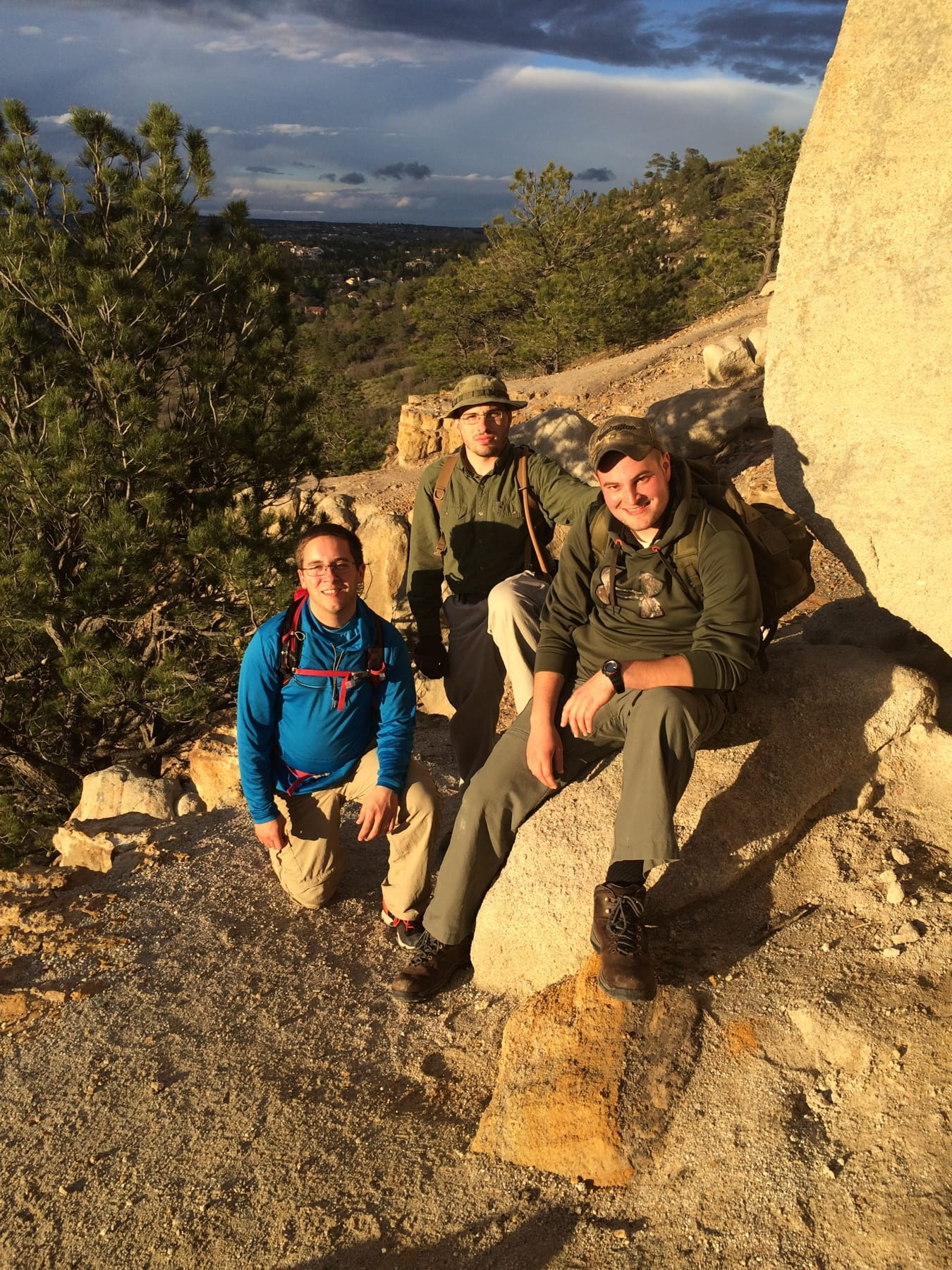 Fairhaven Baptist College Mens Trip Colorado 2015-2