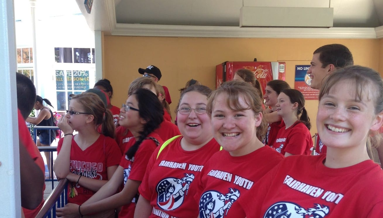 Camp Fairhaven Six Flags Great America 2015-3