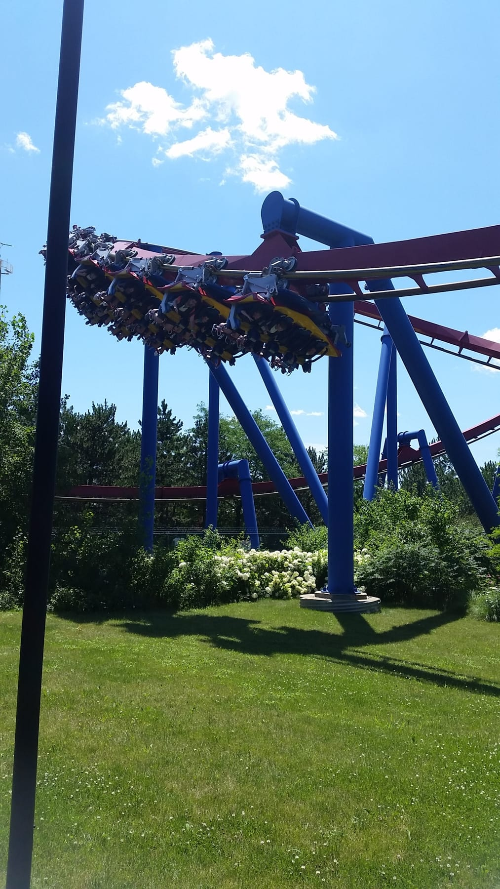 Camp Fairhaven Six Flags Great America 2015-4