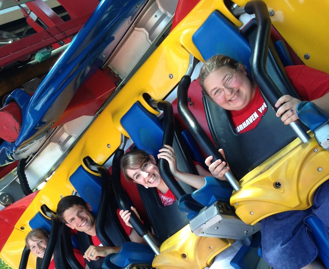 Camp Fairhaven Six Flags Great America 2015-7