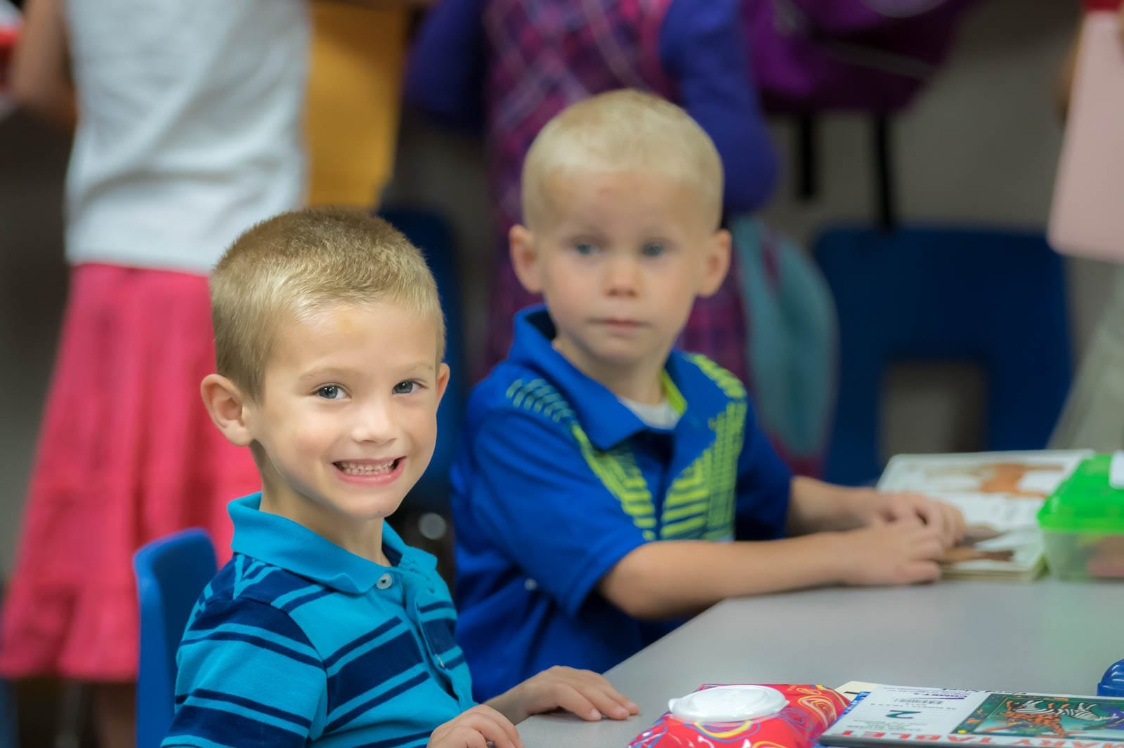 Fairhaven Baptist Academy First Day of School 2015 (8 of 10)