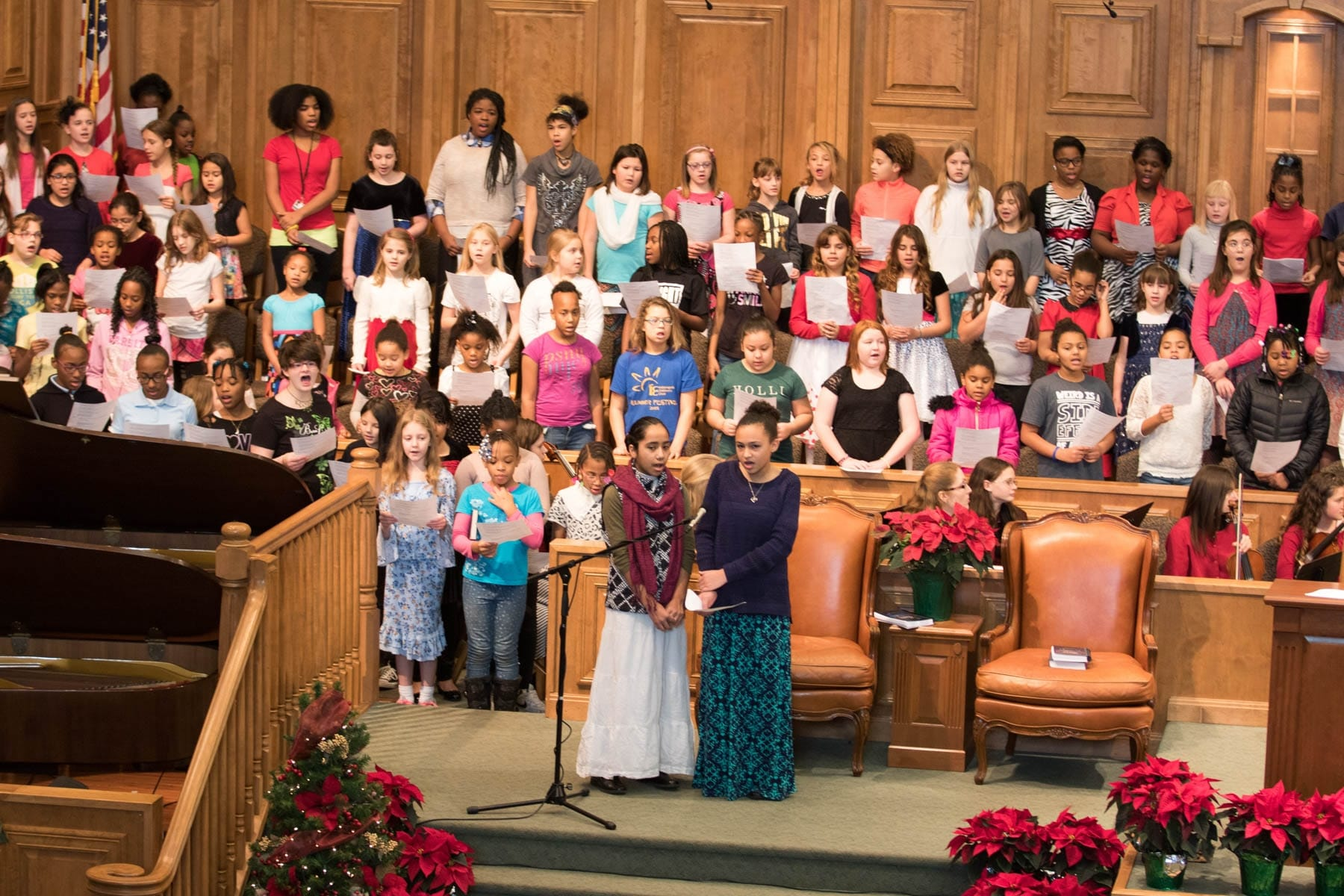 Fairhaven Baptist Church Children's Program 2015 (2 of 7)