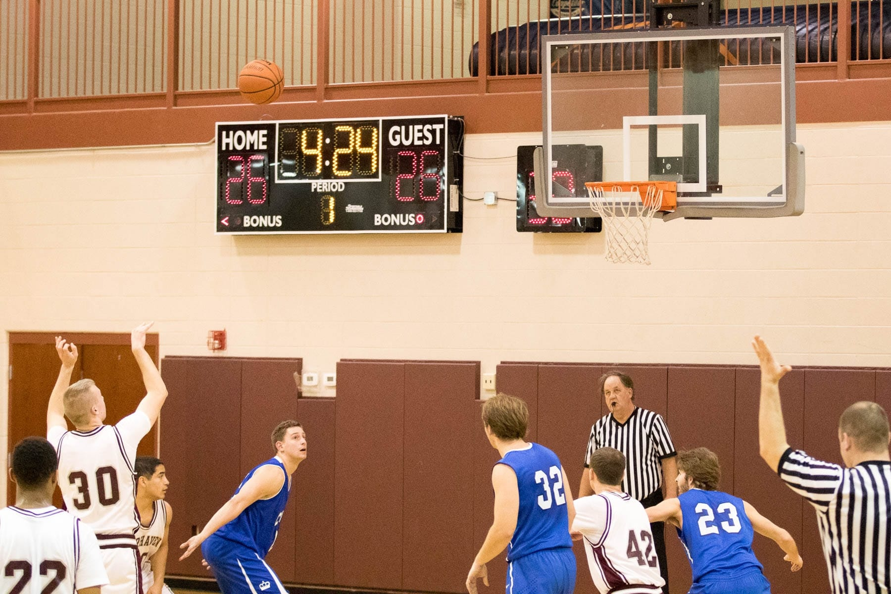 Fairhaven Baptist College Basketball (7 of 12)