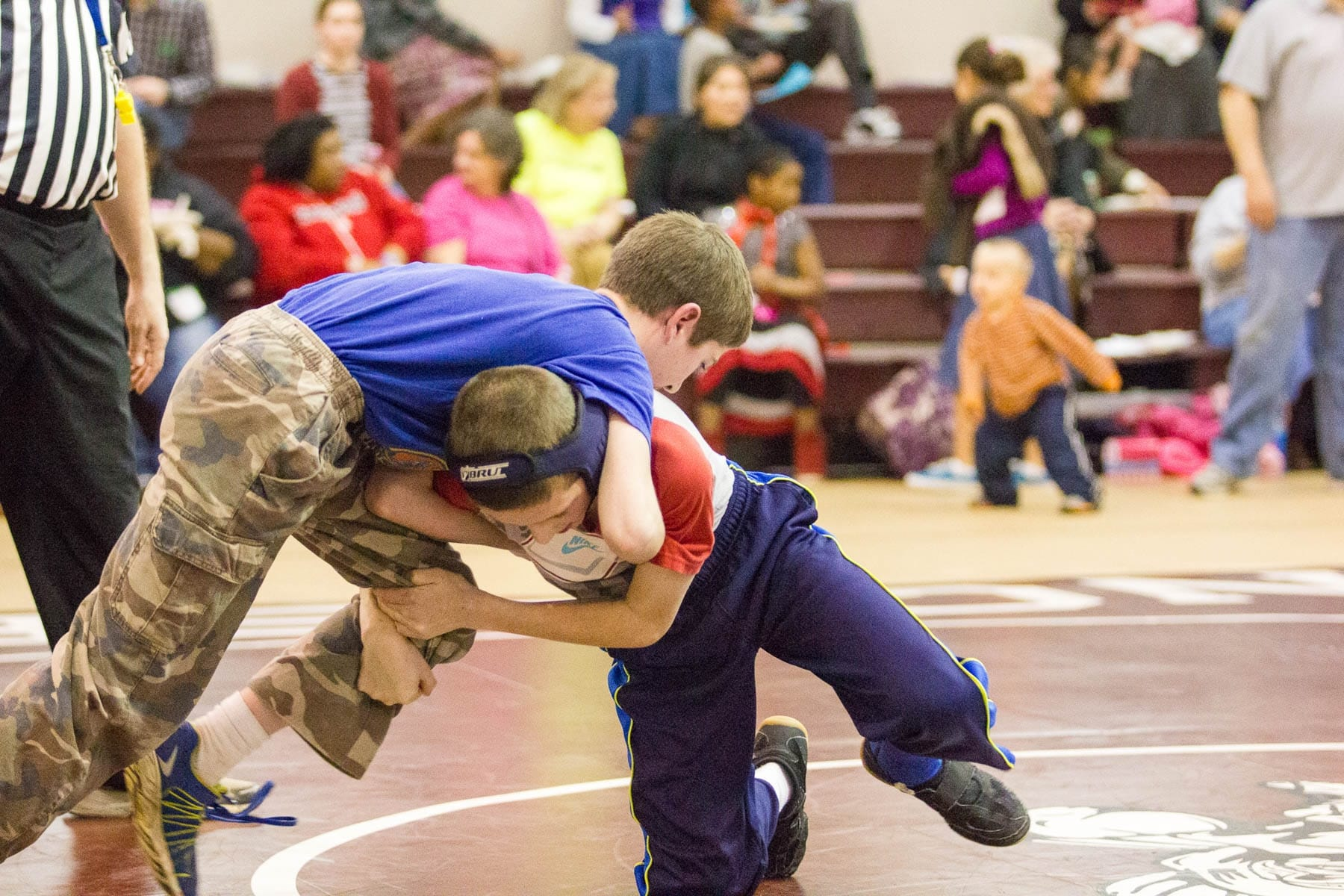 Fairhaven Baptist Academy Wrestle-O-Rama 2016 (415 of 1161)
