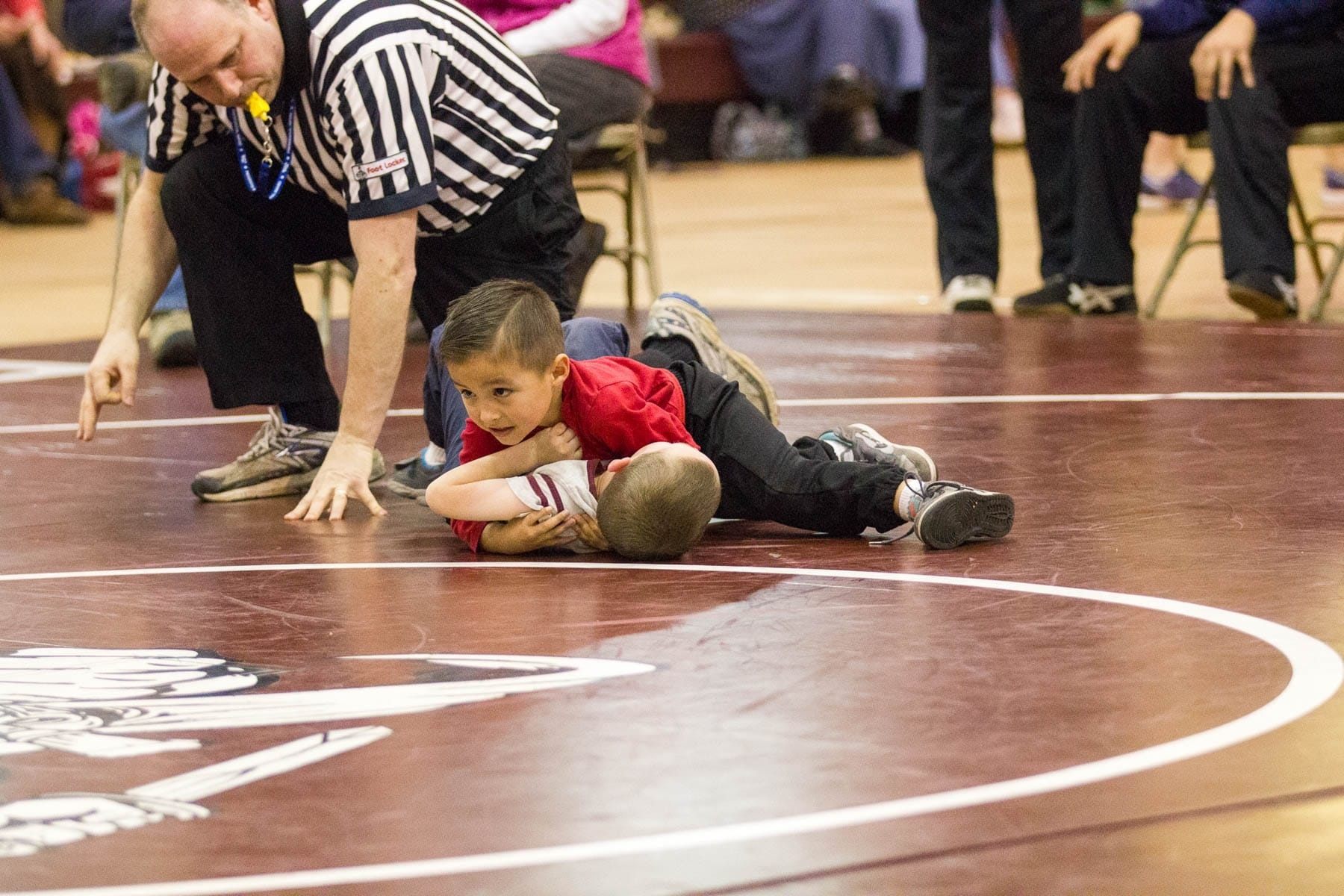 Fairhaven Baptist Academy Wrestle-O-Rama 2016 (600 of 1161)