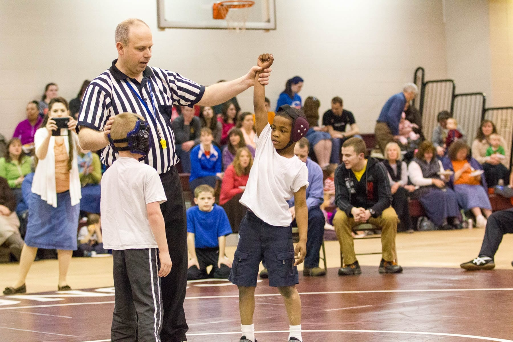 Fairhaven Baptist Academy Wrestle-O-Rama 2016 (720 of 1161)