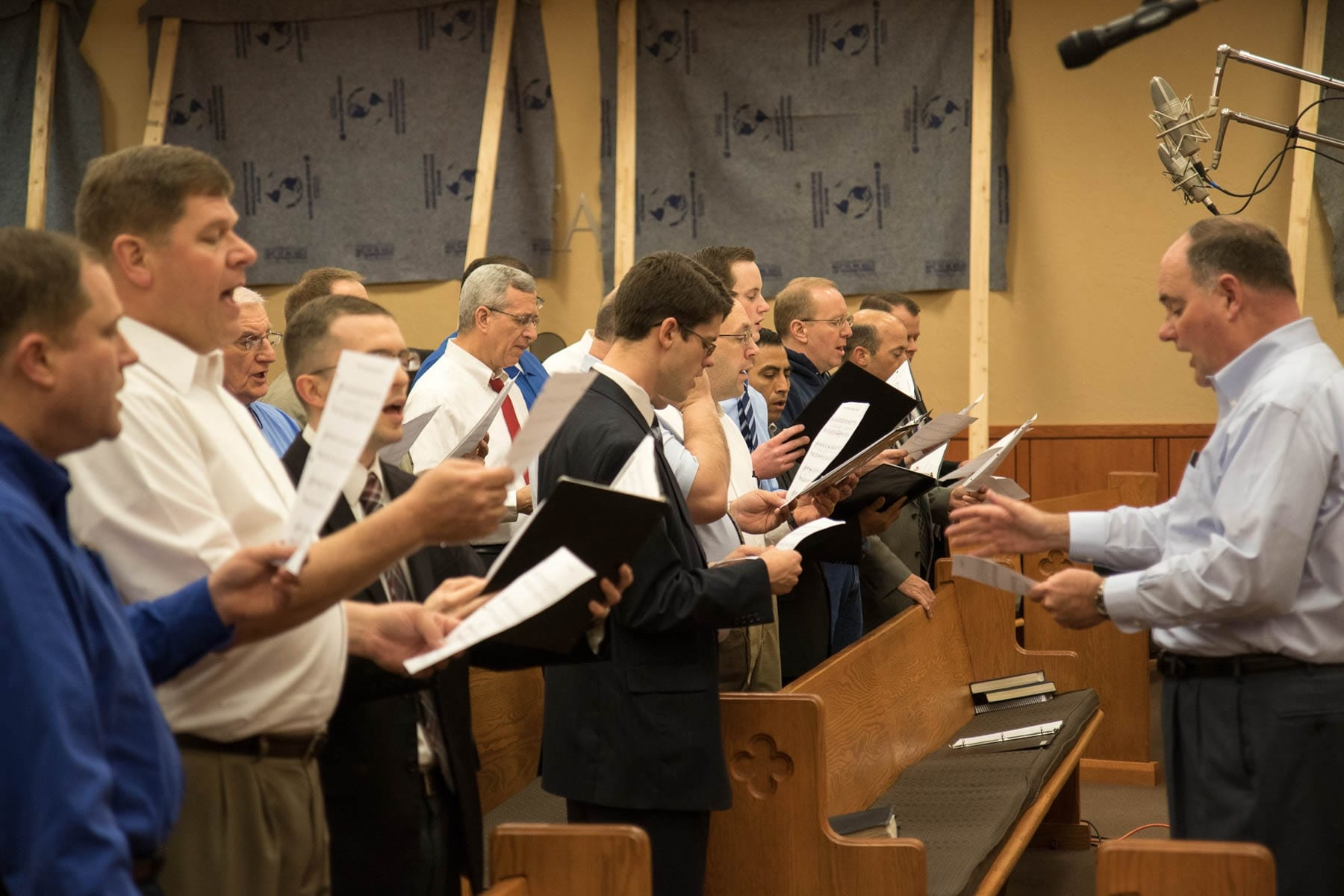 Fairhaven Baptist Church Patriotic Recording (10 of 11)