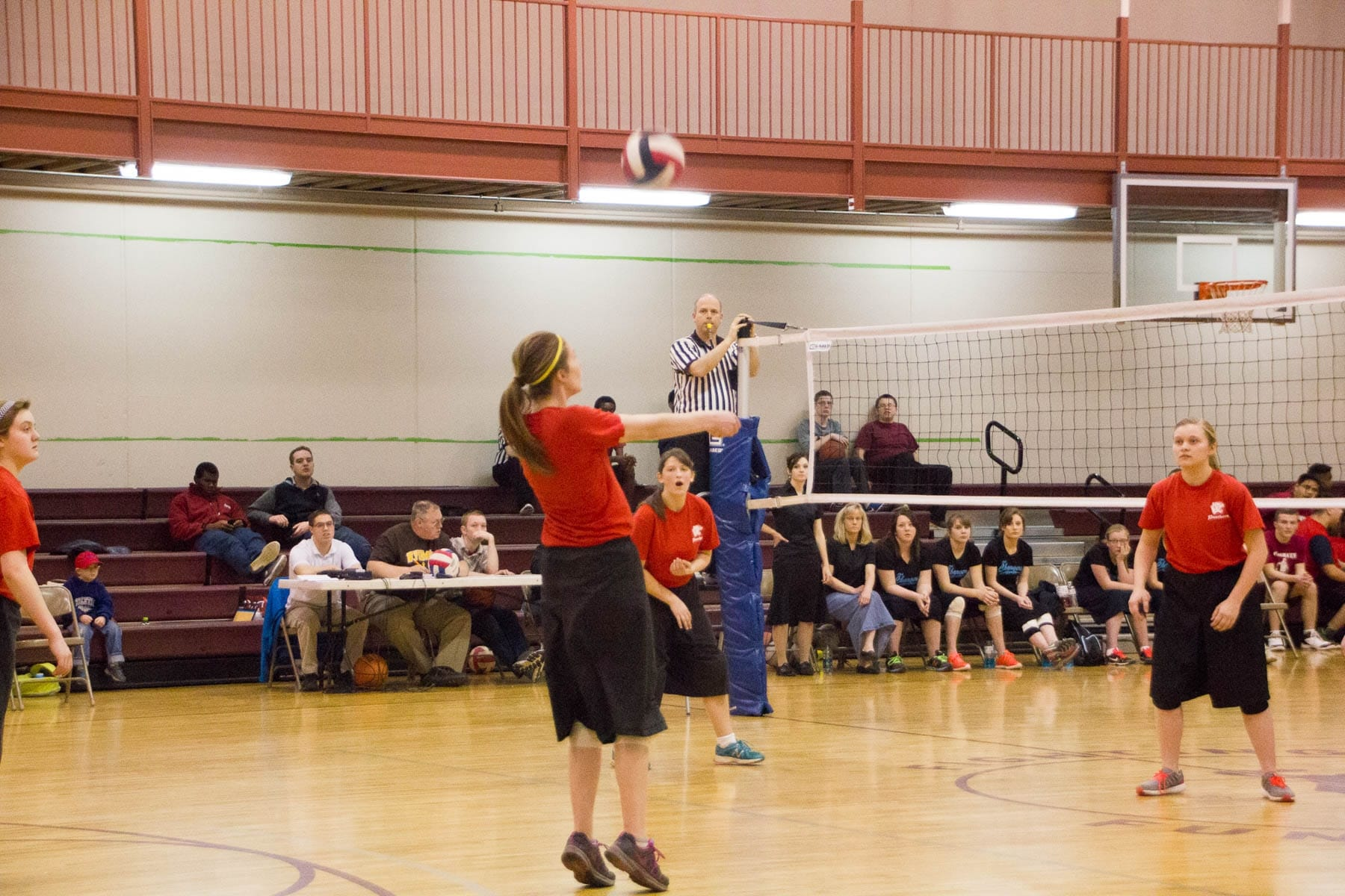 Fairhaven Baptist Academy Volleyball Basketball Tournament 2016 (13 of 40)