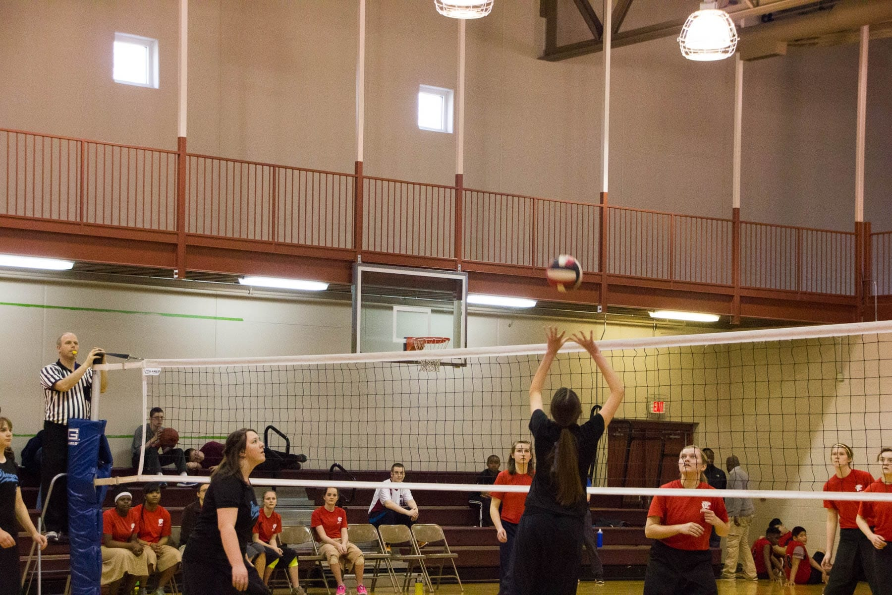 Fairhaven Baptist Academy Volleyball Basketball Tournament 2016 (16 of 40)