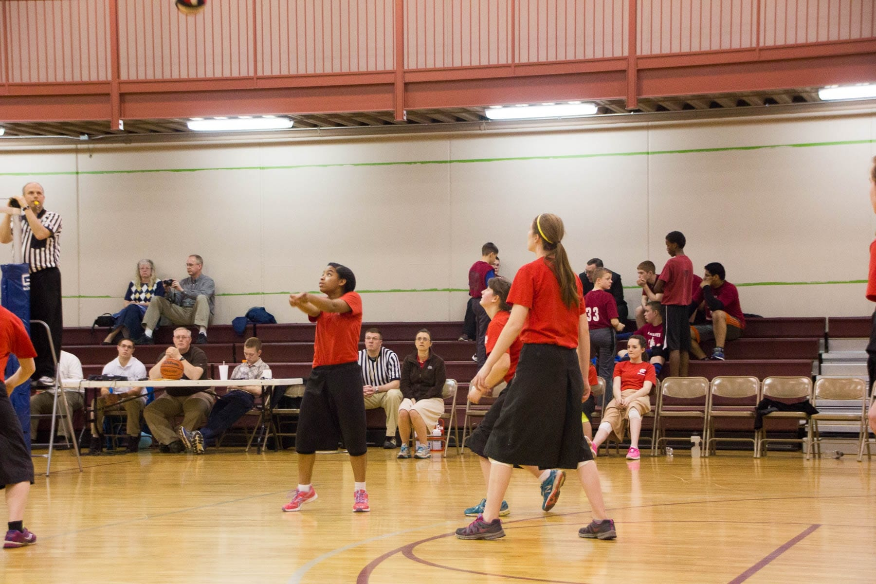 Fairhaven Baptist Academy Volleyball Basketball Tournament 2016 (23 of 40)