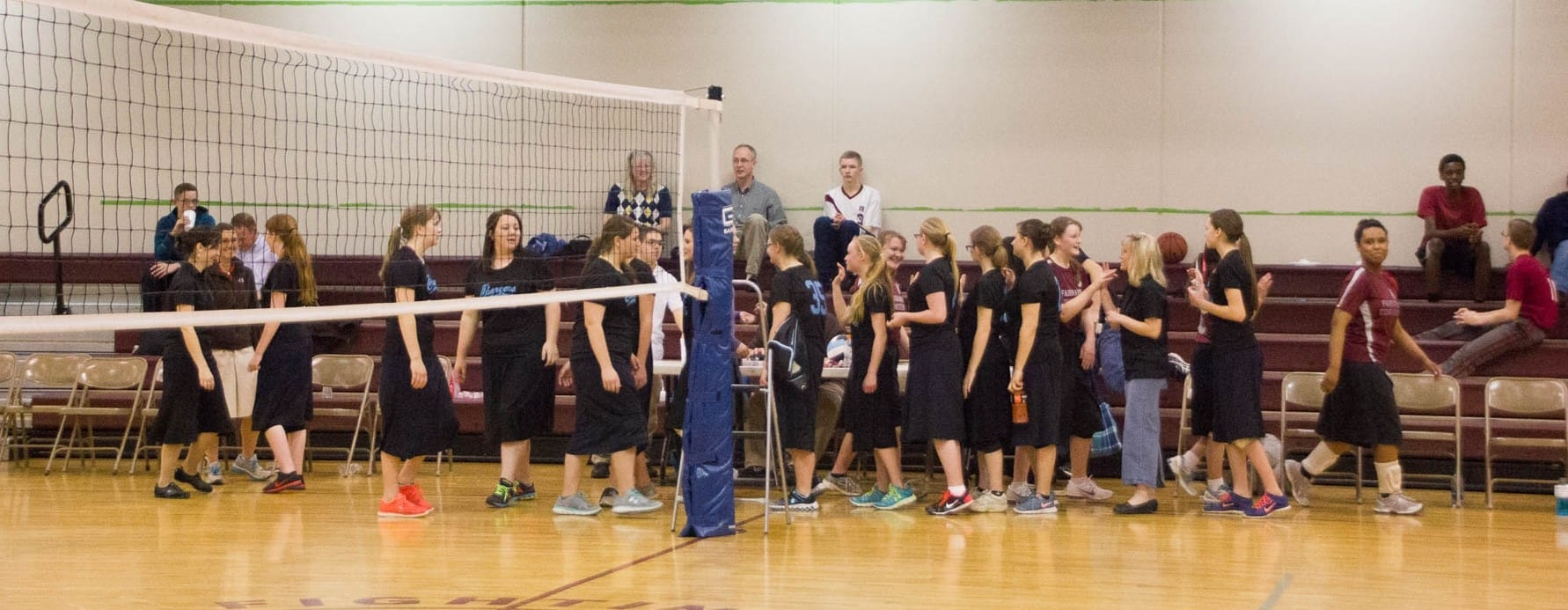 Fairhaven Baptist Academy Volleyball Basketball Tournament 2016 (31 of 40)