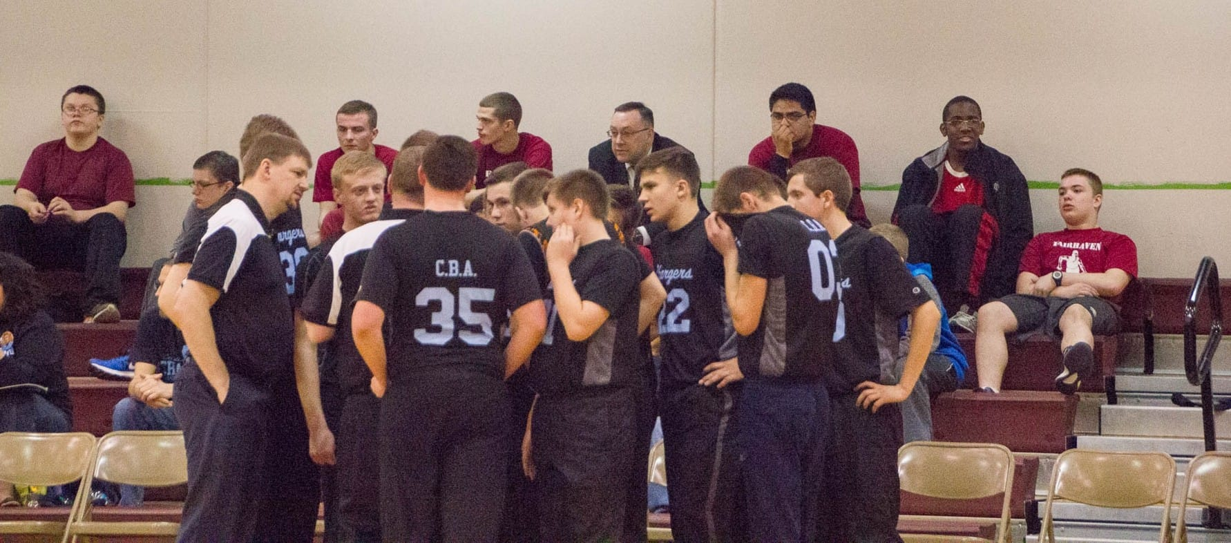 Fairhaven Baptist Academy Volleyball Basketball Tournament 2016 (9 of 40)