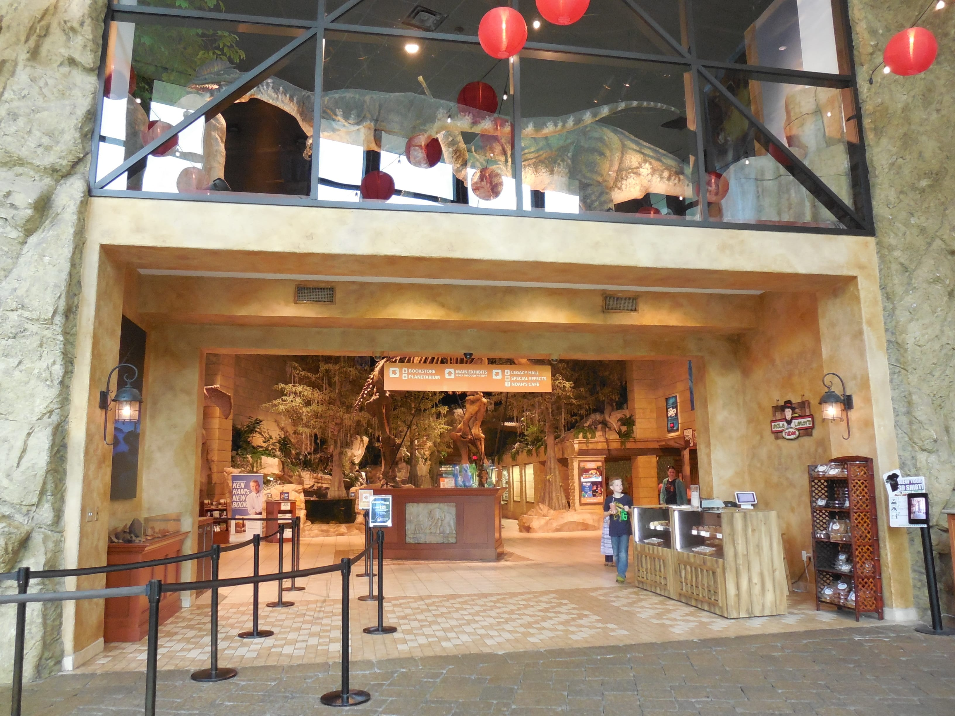 Fairhaven Baptist Church Creation Museum 2016 (83 of 206)