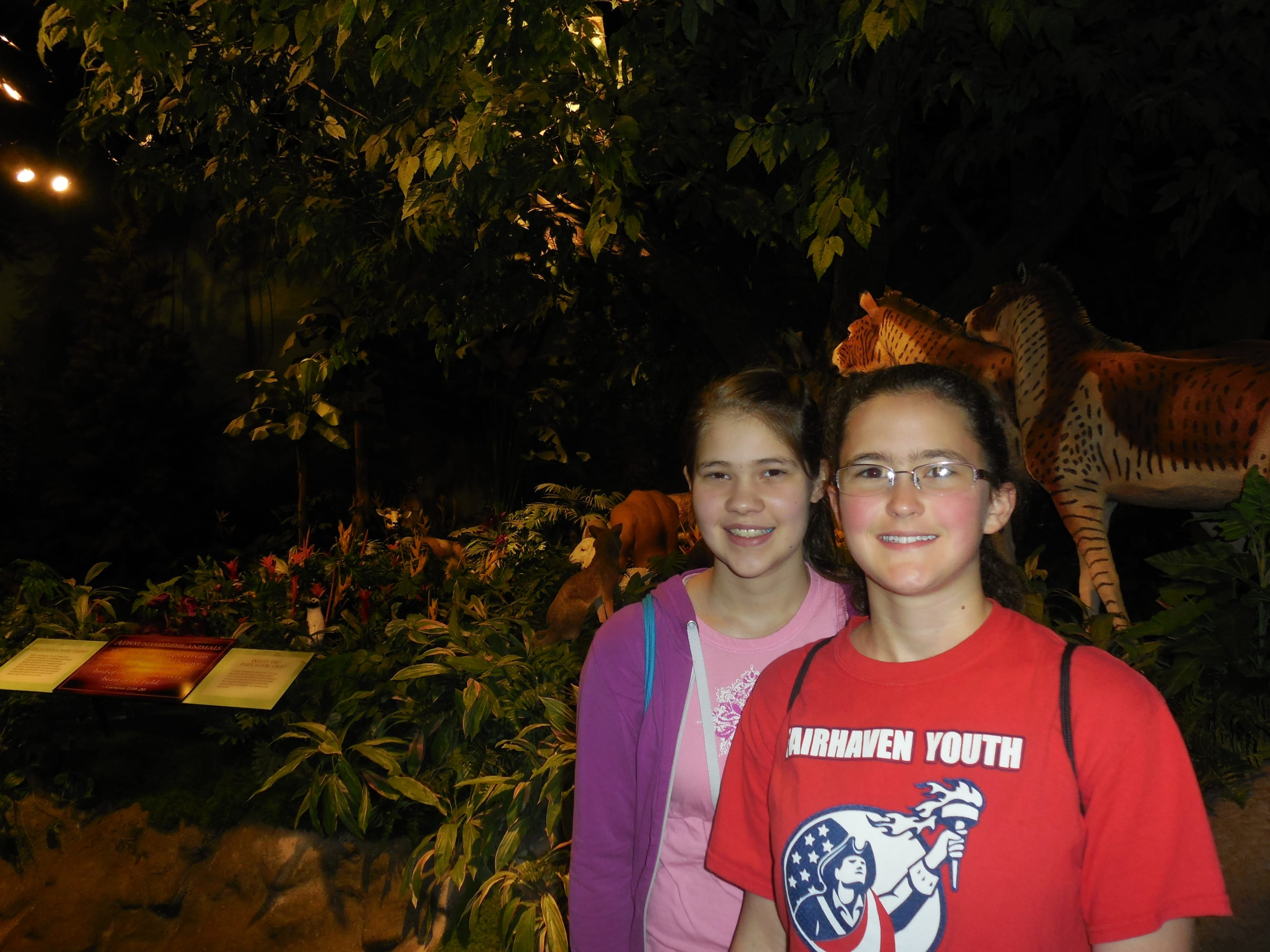 Fairhaven Baptist Church Creation Museum 2016 (95 of 206)