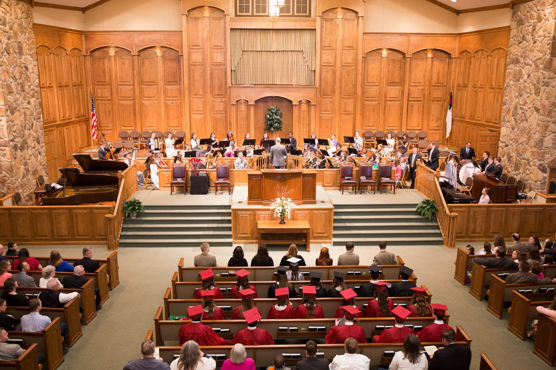 Fairhaven Baptist College and Academy Graduation 2016 (12 of 18)