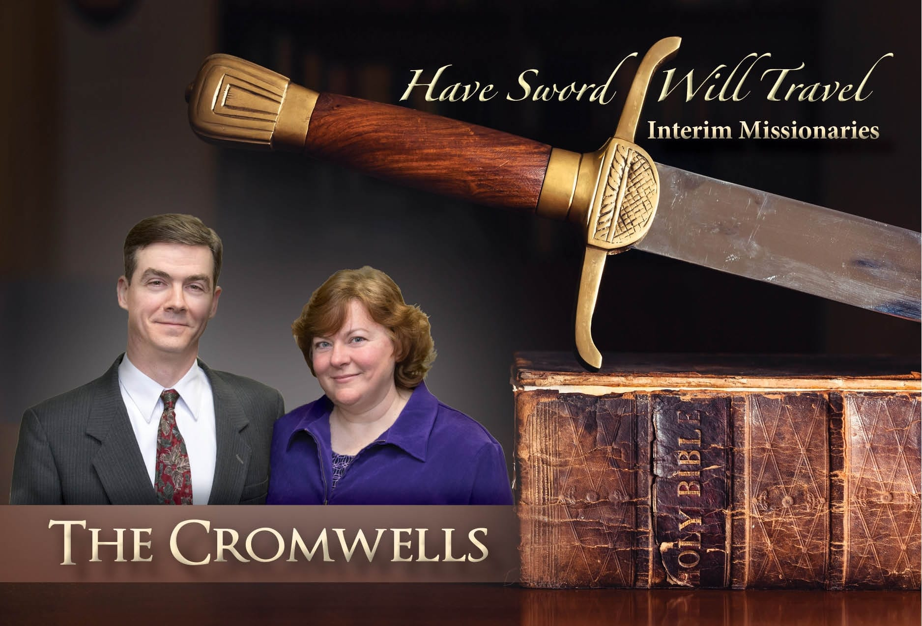 Cromwell Prayer Card - 2016