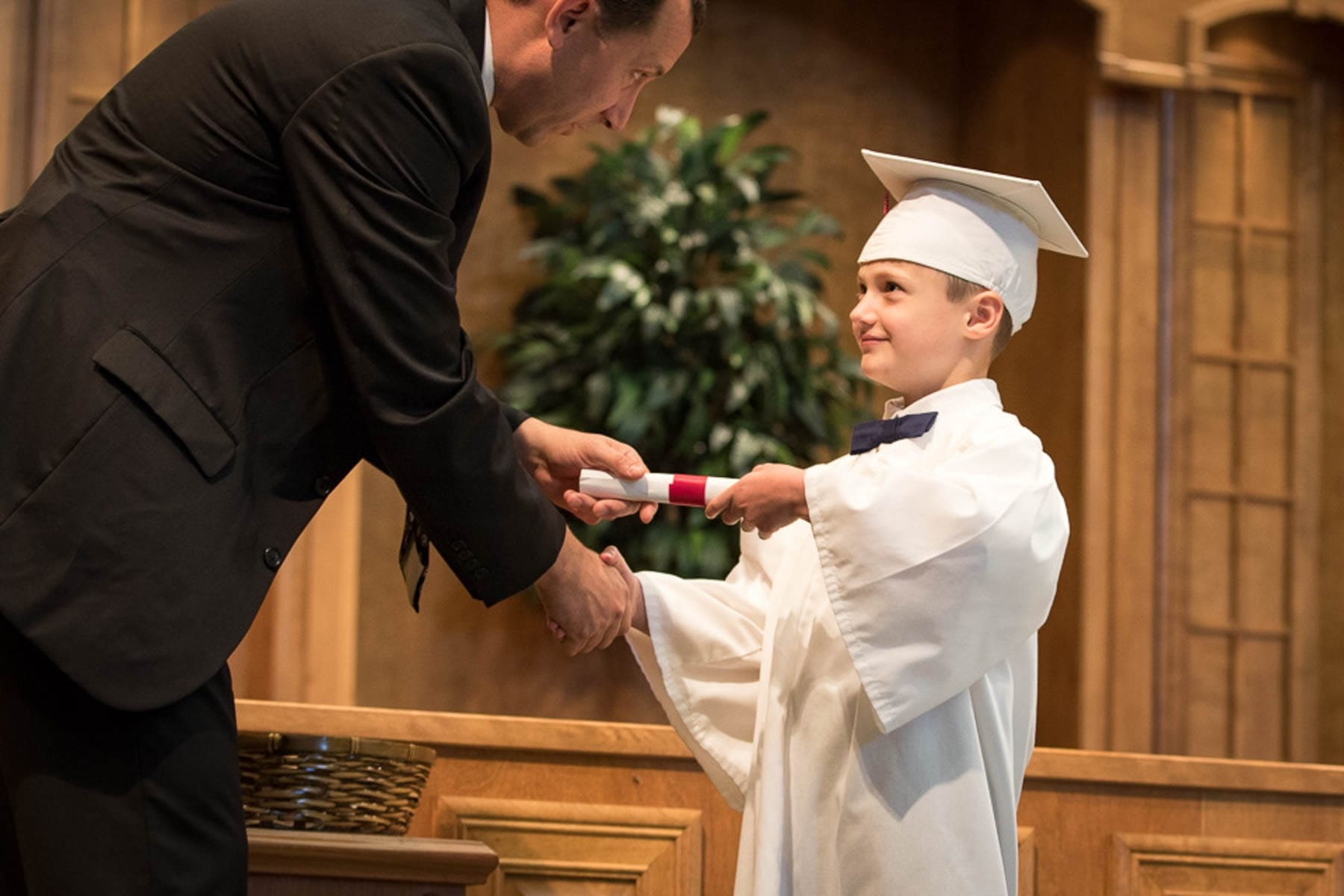 Fairhaven Baptist Academy Kindergarten Graduation 2016 (10 of 18)