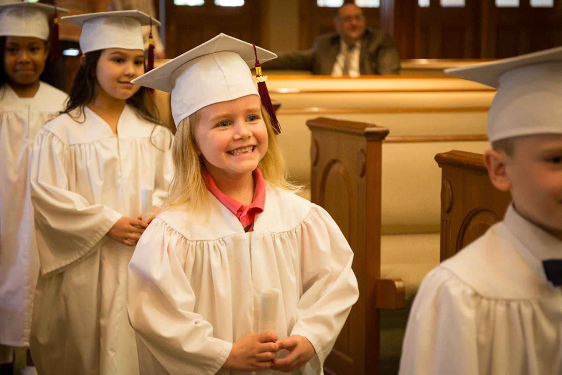 Fairhaven Baptist Academy Kindergarten Graduation 2016 (11 of 18)