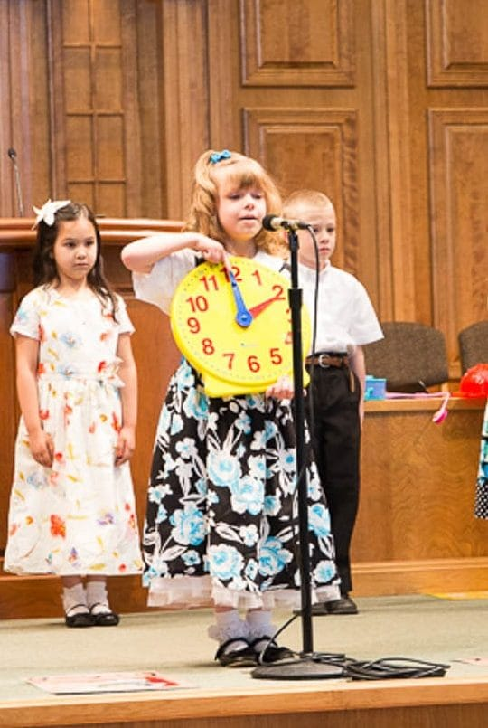 Fairhaven Baptist Academy Kindergarten Graduation 2016 (7 of 15)