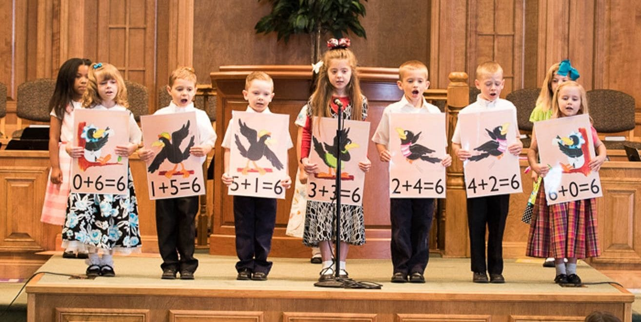Fairhaven Baptist Academy Kindergarten Graduation 2016 (9 of 15)